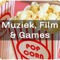 Muziek Film en Games Deals Discounts Kortingen Black Friday Nederland www.BlackFridayDiscounts.nl