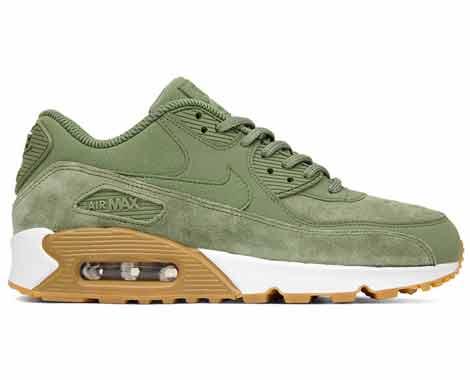 Nike-Air-Max-90-Sneaker-Groen