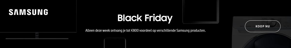 Samsung Friday 2018 Aanbieding Korting Alle Black Friday aanbiedingen op één site